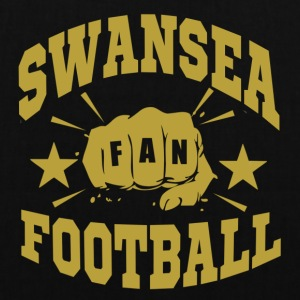 Swansea Football Fan - Tygväska