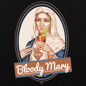 Bloody Mary and drink - Tote Bag