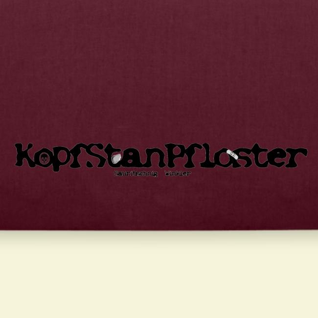 KopfStanPfloster Banner