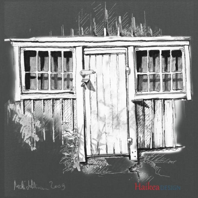vajan ovi, the shed door