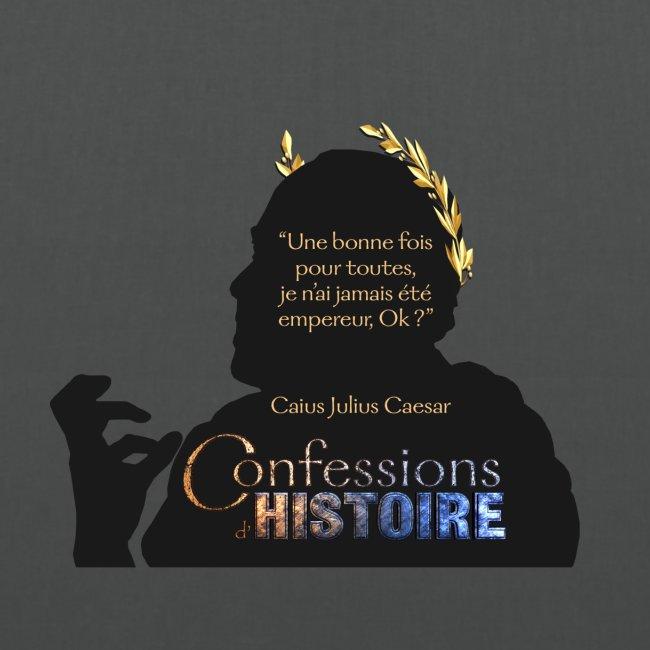 Série Citation Caius Julius Caesar
