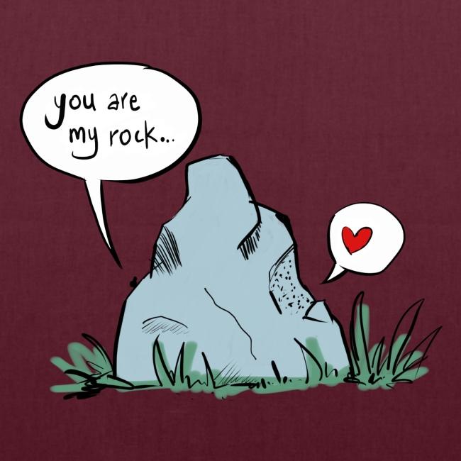 Relazione d'amore Regalo di anniversario: My Rock