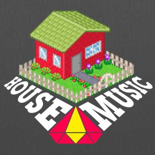 Housemusic - Stoffbeutel