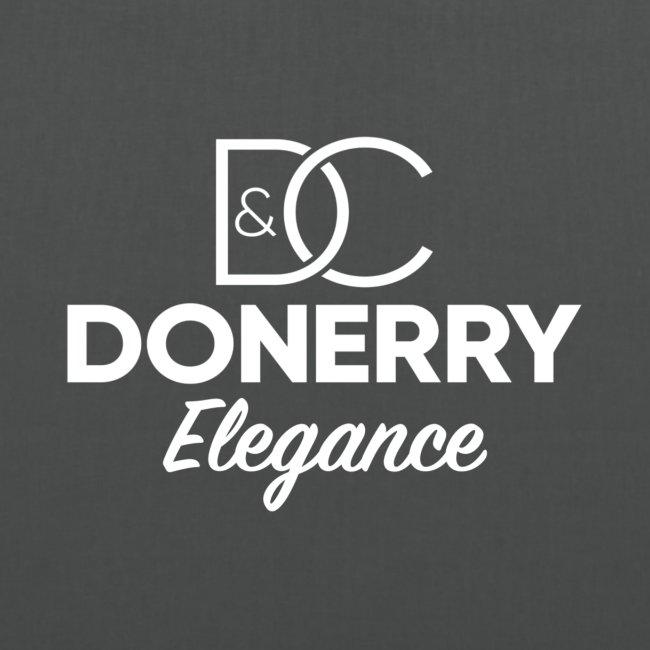 Donerry Elegance NEW White on Dark