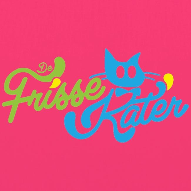 Frisse Kater Logo Kleur
