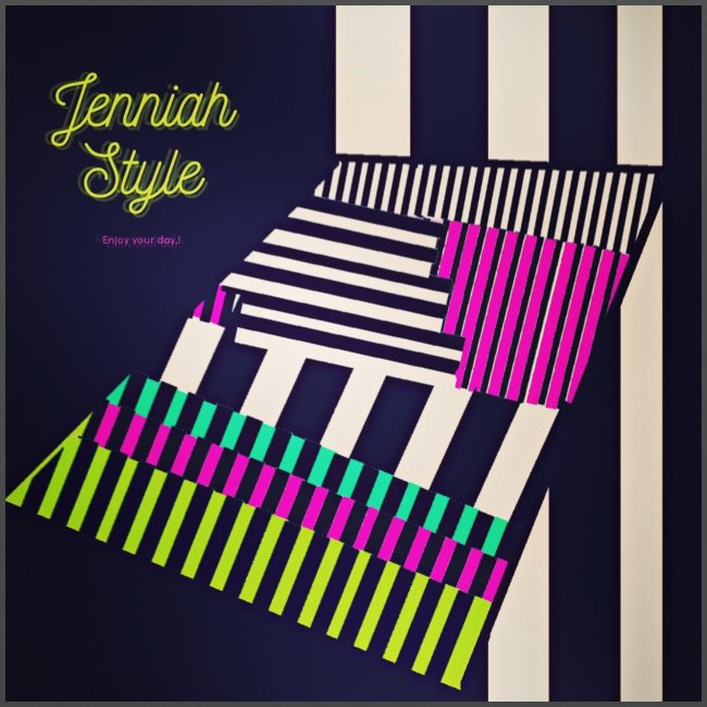 Stairs - stripe