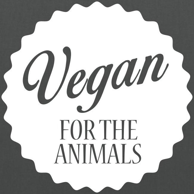 Vegan for the animals