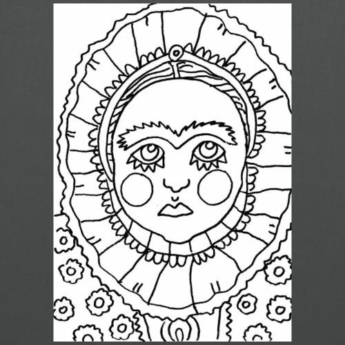Arte & Pulsion - Frida kahlo - Bolsa de tela