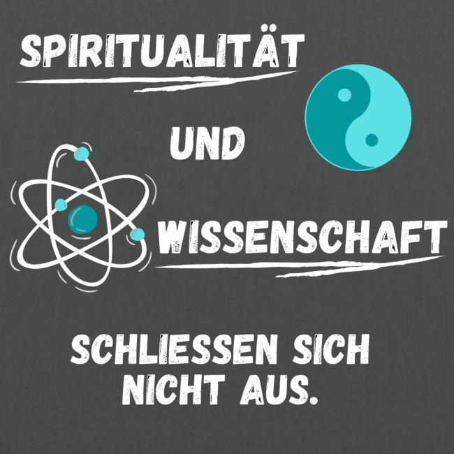 Spiritualität & Wissenschaft kein Ausschluss hell