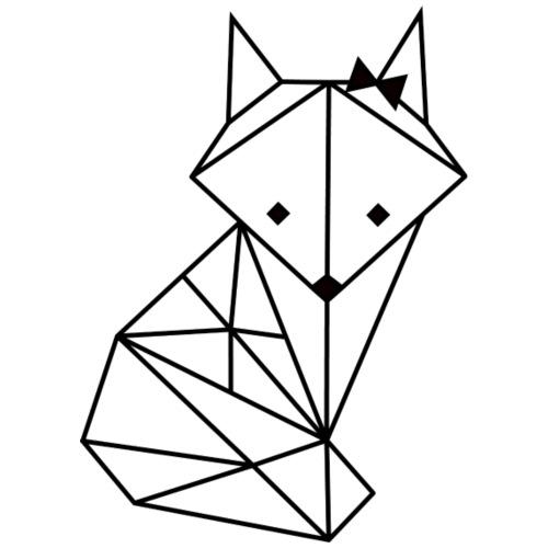 Lady Fox - Sac en tissu