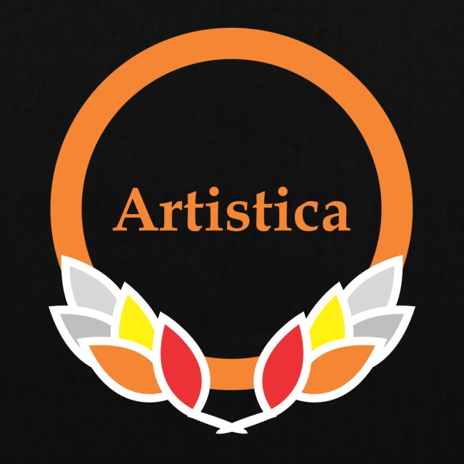 Artistica Kreis kühlen Rahmen