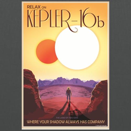 Kepler, planète aux deux soleils