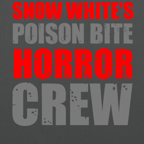 Schneewittchen Poision Bite Horror Crew - Stoffbeutel