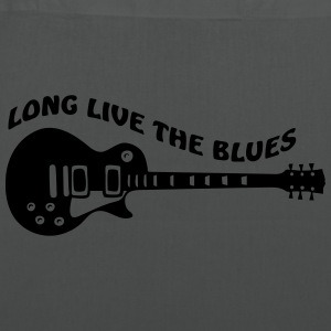 Long Live The Blues - Borsa di stoffa