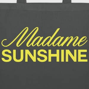madame sunshine - Tote Bag