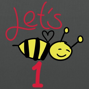 let´s bee 1 - Stoffbeutel