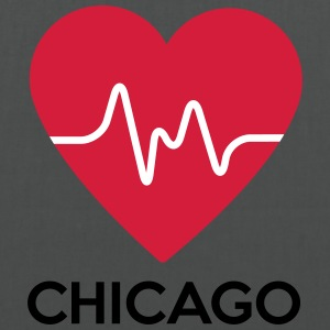heart Chicago - Tote Bag