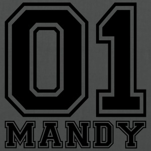 Mandy - Name - Stoffbeutel