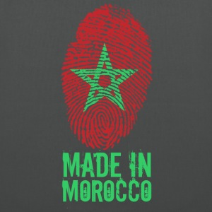 Made in Marocko / gjort i Marocko المغرب - Tygväska