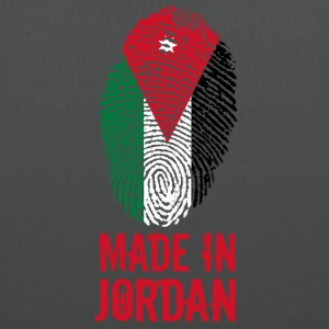 Hecho en Jordania / Made in Jordan الأردن - Bolsa de tela