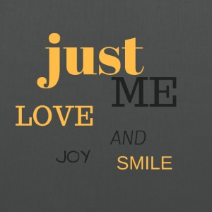 JUST ME - Tote Bag
