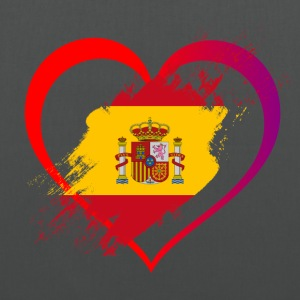 I LOVE SPAIN COLLECTION - Stoffbeutel