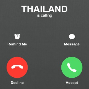 THAILAND is calling - Tote Bag