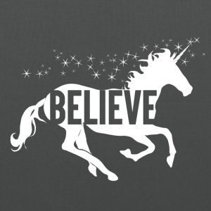 Unicorn - Believe in yourself - Tote Bag