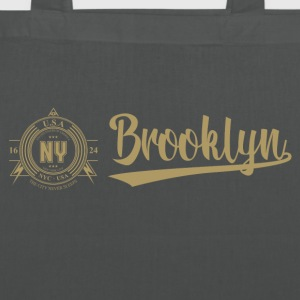 New York City · Brooklyn - Borsa di stoffa