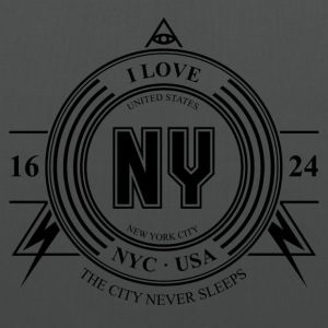 New York Badge - Mulepose