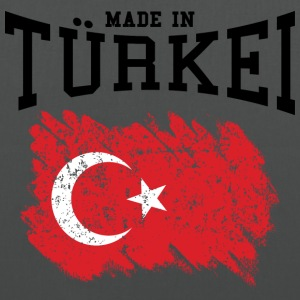 Made in Turkey - Borsa di stoffa