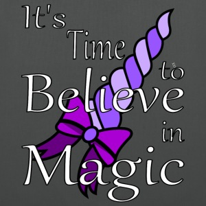 It's Time to Believe in Magic - Tote Bag