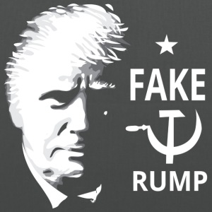 Fake Trump - Stoffveske