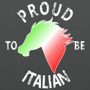 Proud To Be Italian - Tas van stof