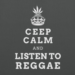 CEEP CALM REGGAE (LIGHT LABEL) - Tas van stof