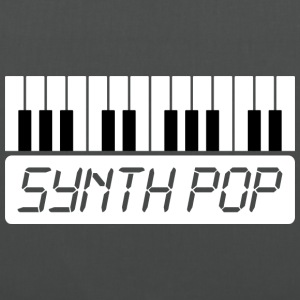 SYNTH-POP MUSIC (1) - Tote Bag