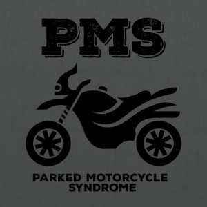 Biker / motorcycle: PMS - Parked Motorcycle Syndrome - Tote Bag