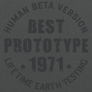 1971 - The year of birth of legendary prototypes - Tote Bag