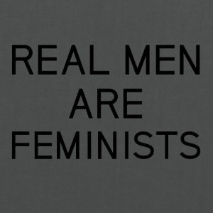 real_men_are_feminists - Torba materiałowa