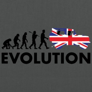 British evolution - Tote Bag