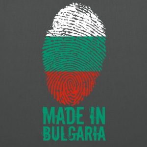 Made in Bulgarije / Made in Bulgarije България - Tas van stof