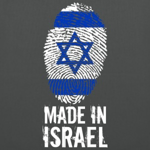 Made in Israel / Made in Israel מדינת ישראל - Borsa di stoffa