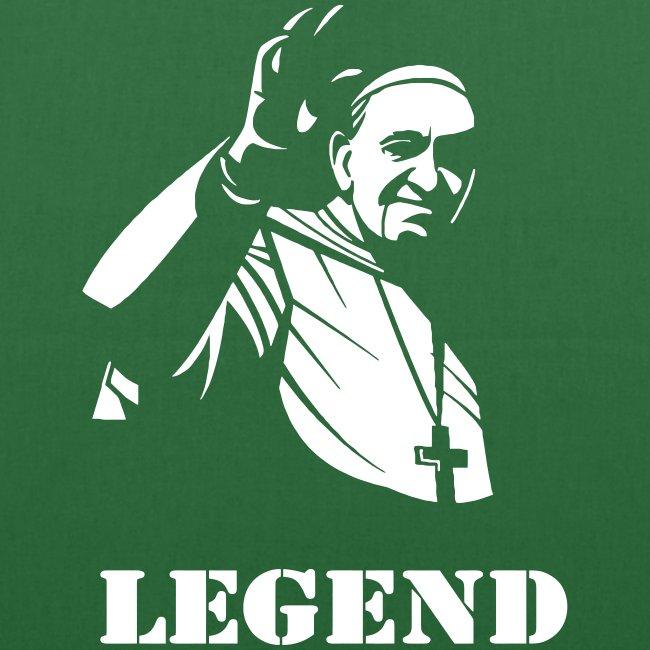 Pope Francis - Legend