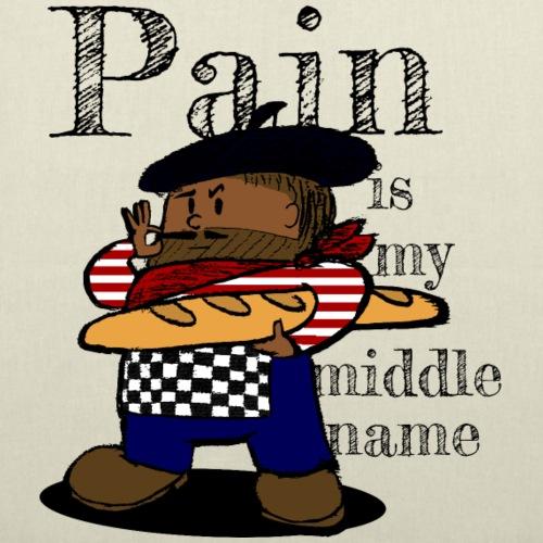 Pain - Tas van stof