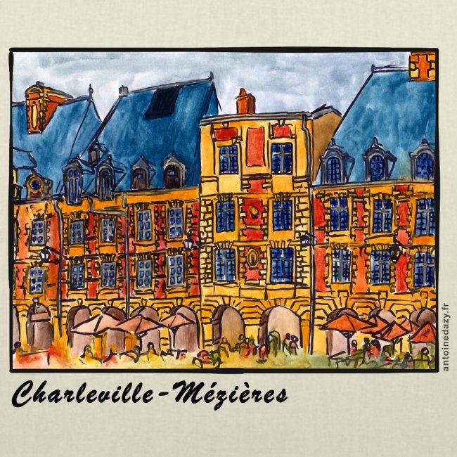 Pavillons de la Place Ducale
