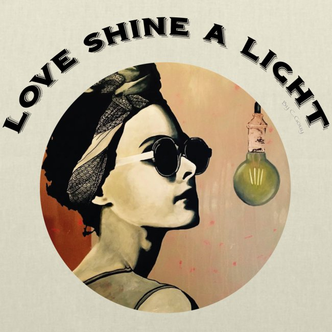 Love Shine a Light - Chrystelle Gouy