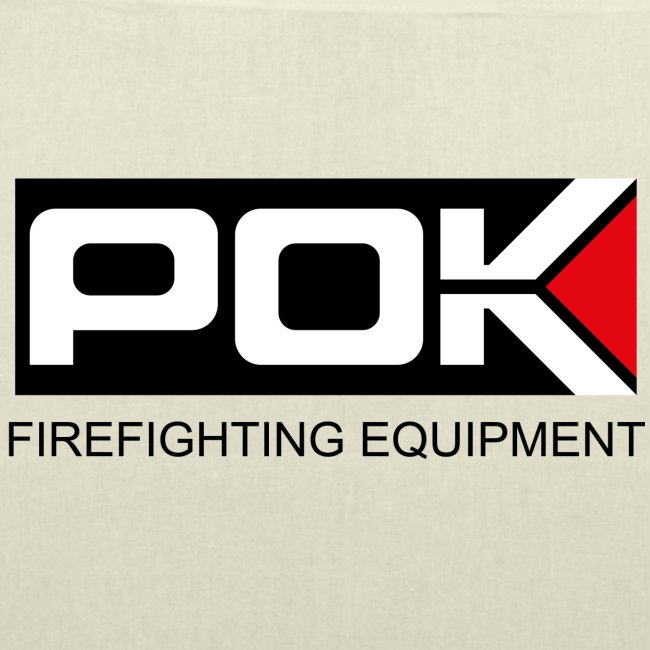 POK LOGO FIREFIGHTING EQUIPMENT