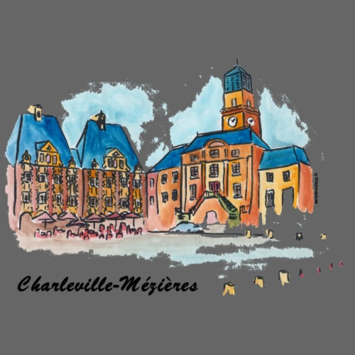 Mairie de Charleville - Sac en tissu