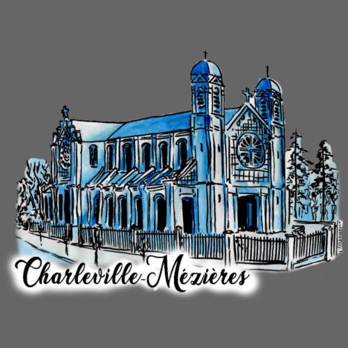 Le Sacré Cœur de Charleville - Sac en tissu