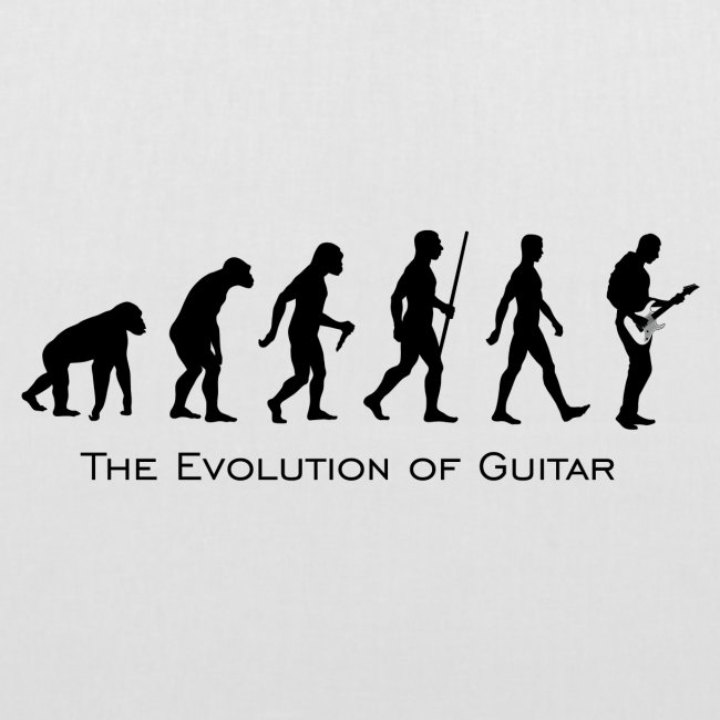 The Evolution Of Guitar